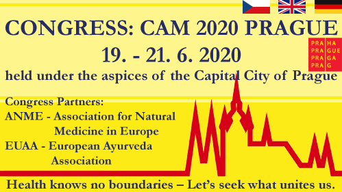 Official website of the CAM 2020 Prague Congress